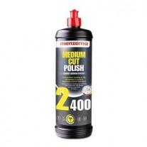 Keskmise jämedusega poleerimispasta Menzerna Medium Cut Polish 2400 Liquid+ 250 ml
