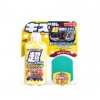 Värvipindade puhastusaine Soft99 Micro Liquid Compound Dark 250 ml