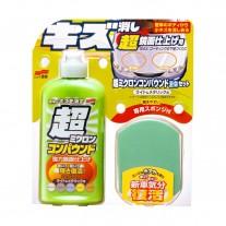 Värvipindade puhastusaine Soft99 Micro Liquid Compound Light 250 ml