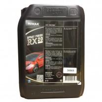 Veevaba puhastus- ja läikevahend Riwax® RX20 Spray Finish 5l