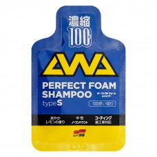 Perfect foam shampoo