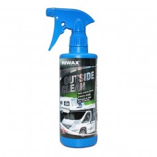 Highly concentrated car prewash