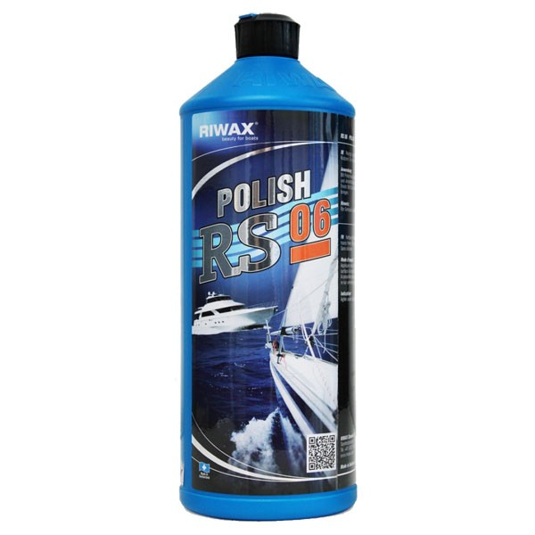 Riwax® RS06 Polish, Marine / Boat / Gelcoat Polishing Paste, 1L, 11003-1