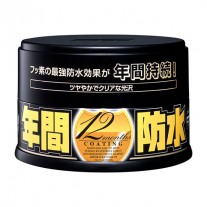 [Discontinued] Soft99 Fusso Coat 12 Months Wax Dark 200 g
