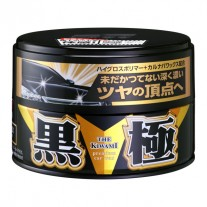 Soft99 Extreme Gloss Wax Kiwami Black, 200G, 00193