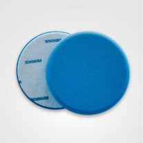 Riwax® hard compounding pad - blue single sided velcro 175x30 mm