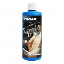 Riwax® Leather Lotion 200 ml - leather car seat conditioner