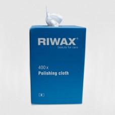 Riwax® Polishing Cloth, 400 Sheets, 04065