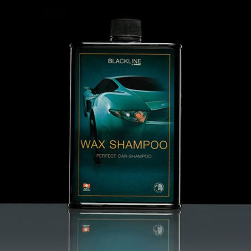 Riwax Blackline Wax Shampoo, High Gloss And Cleanliness