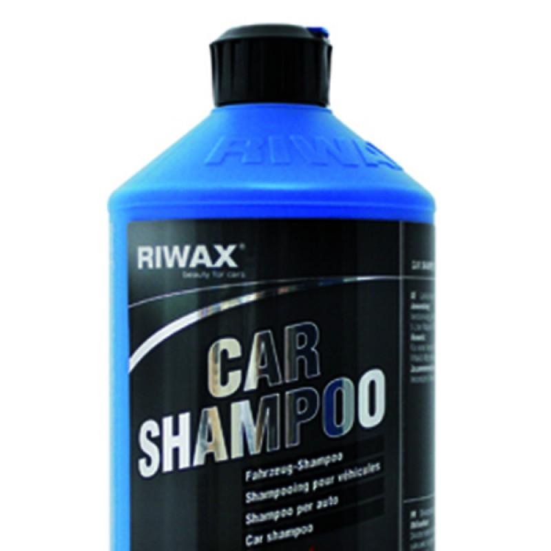 Car wash shampoo