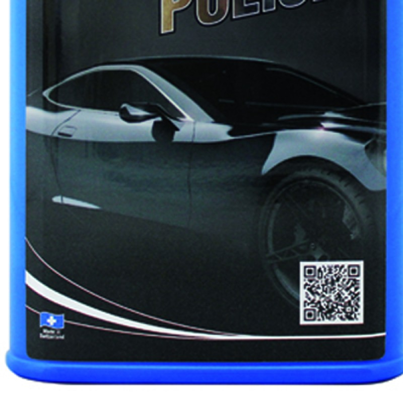Car polishing compound