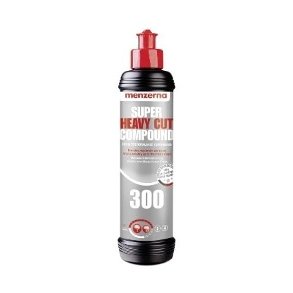 Menzerna Super Heavy Cut Compound 300 250 ml