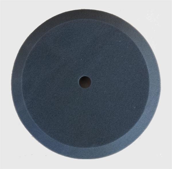 Riwax® Polishing Pad, Black, Soft, Single Sided, Velcro, 240x40MM, 11572-L