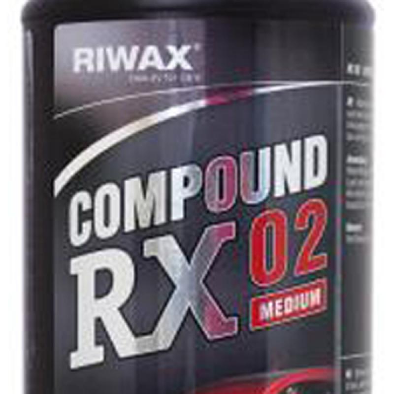 Polishing compound medium Riwax RX 02