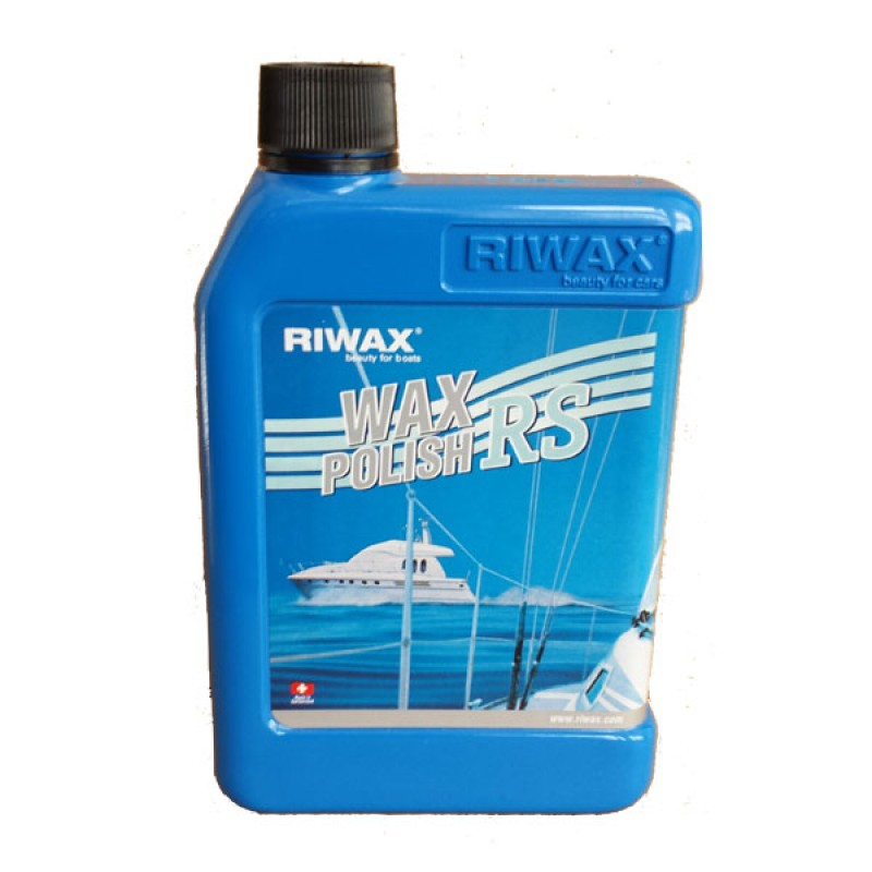 Riwax® RS Wax Polish, All In One [Boat Clean, Polish & Wax], 500ML, 11008-05