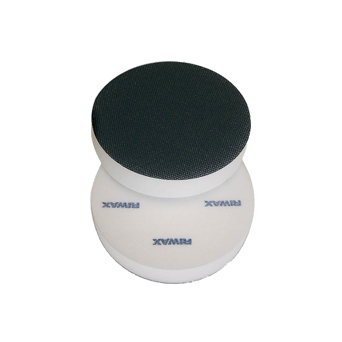 Riwax intermediate adapter for lambswool buffing pad